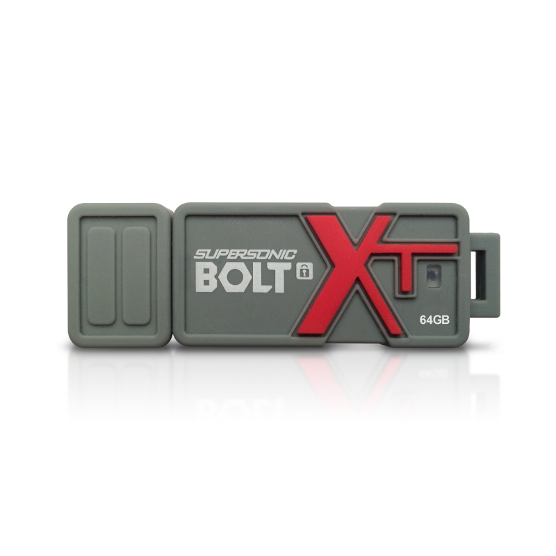 Patriot Supersonic BOLT ENCRYPTED 64GB