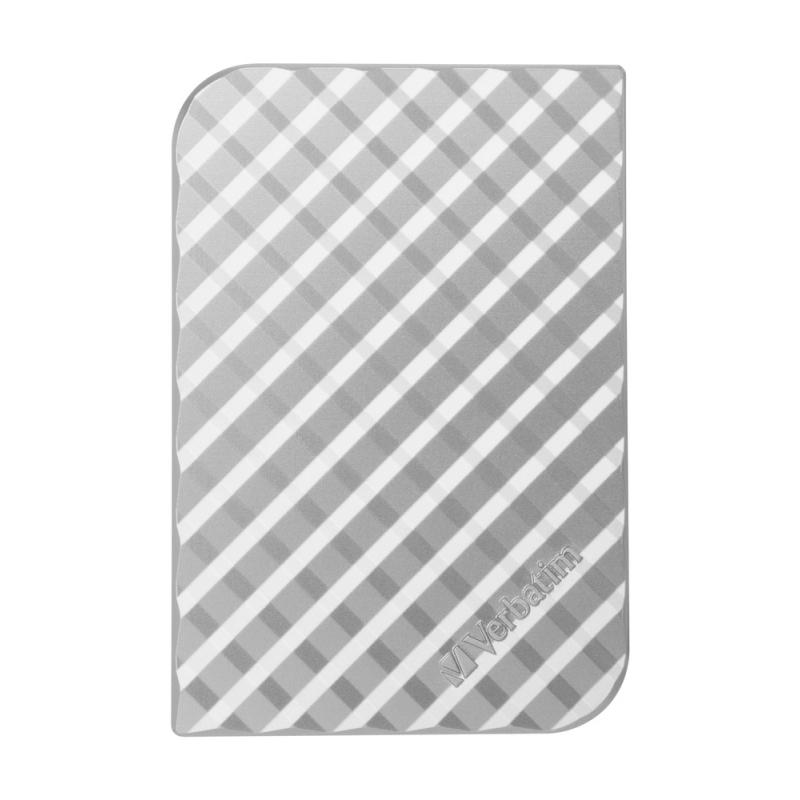 Verbatim Store n Go USB 3.0 500GB stříbrná