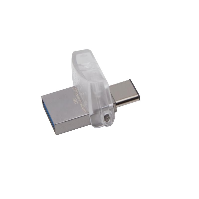 Kingston USB 32GB DataTrav MicroDuo 3C U3