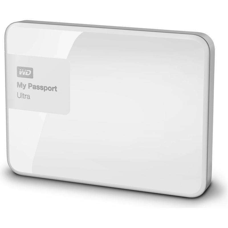 Western Digital My Passport Ultra 1TB bílá