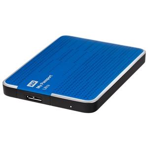 Western Digital My Passport Ultra 2TB modrá
