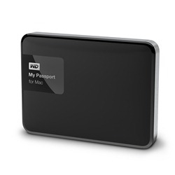 Western Digital My Passport for Mac 2TB