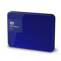 Western Digital My Passport Ultra 3TB modrá