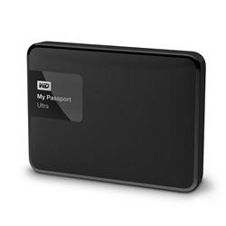 Western Digital My Passport Ultra 3TB černá