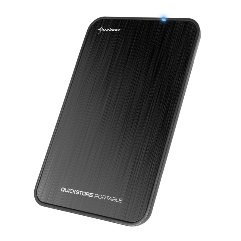 Sharkoon QuickStore Portable USB 3.1