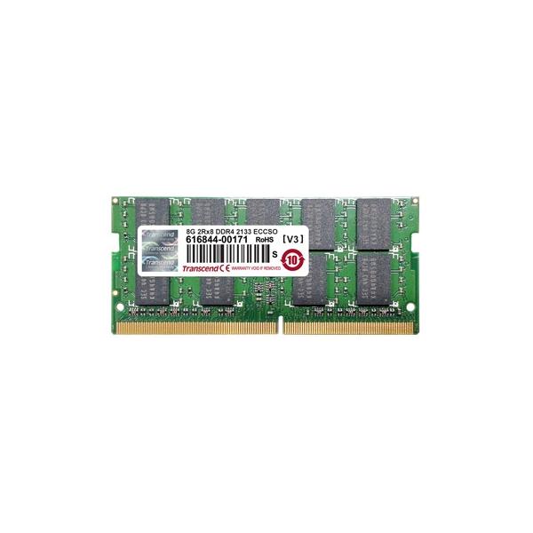 Transcend SO-DIMM 16GB DDR4-2133 ECC