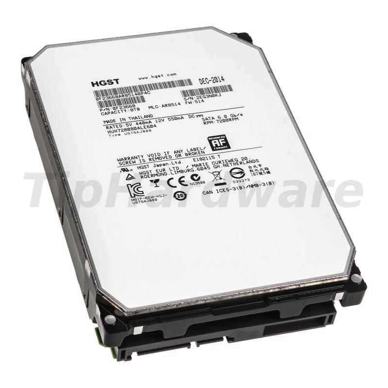 Hitachi HUH728080ALE604 8TB (512e)