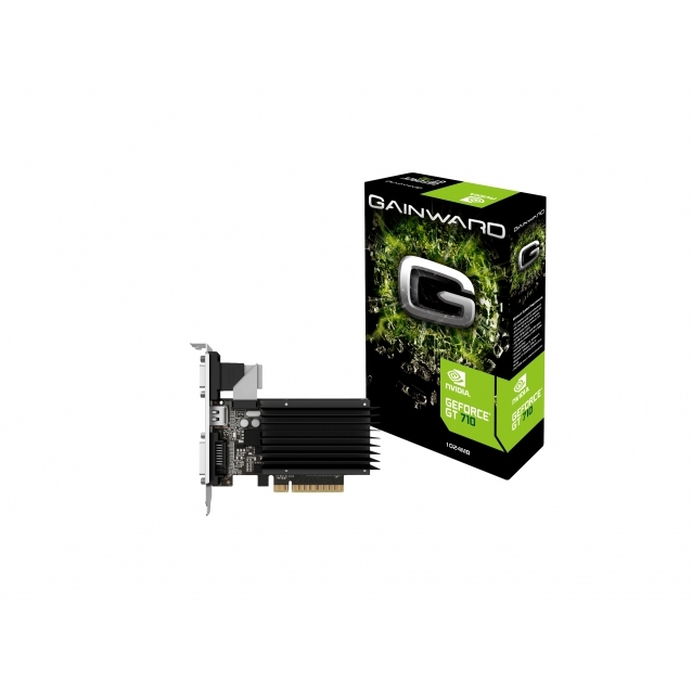Gainward GeForce GT 710 SilentFX 1GB