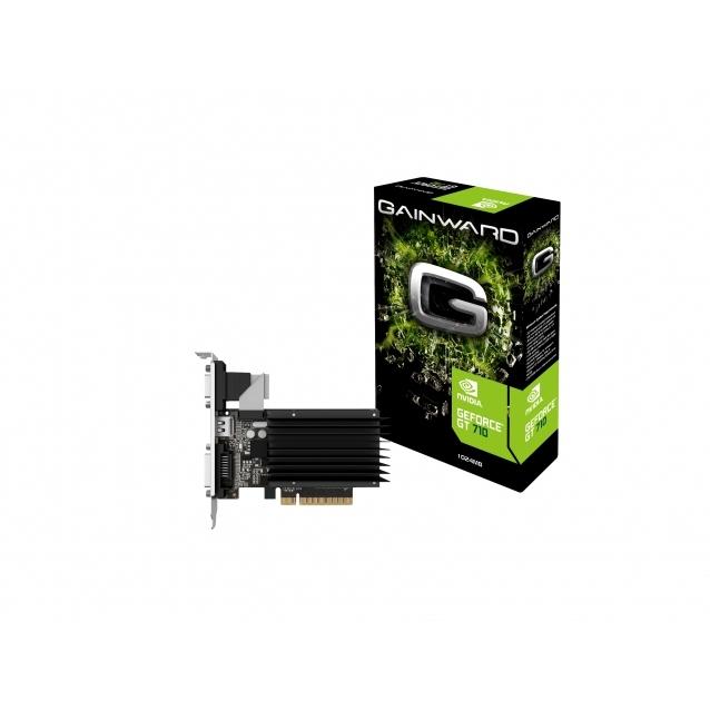 Gainward GeForce GT 710 SilentFX 1GB