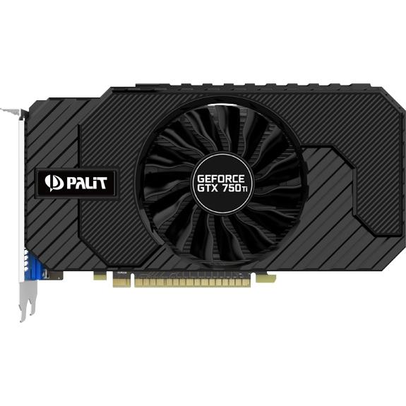 Palit GeForce GTX750 Ti StormX OC