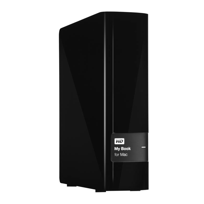 Western Digital My Book pro Mac 4TB