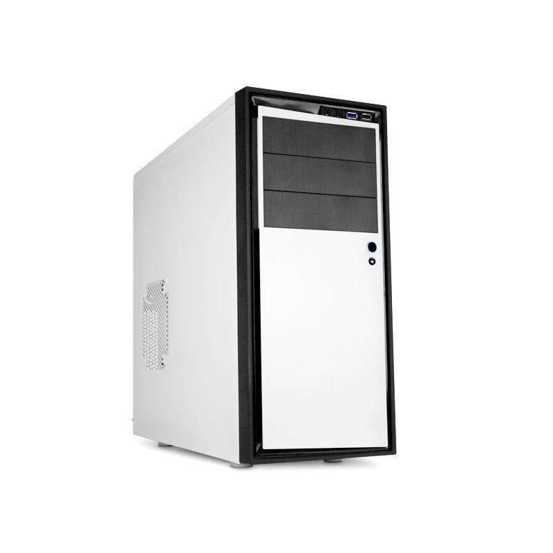 NZXT Source 210 Regular bílá/černá