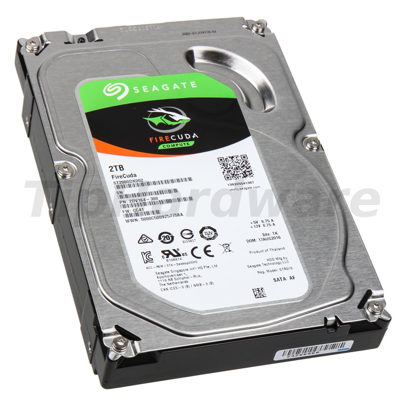 Seagate ST2000DX002 2TB