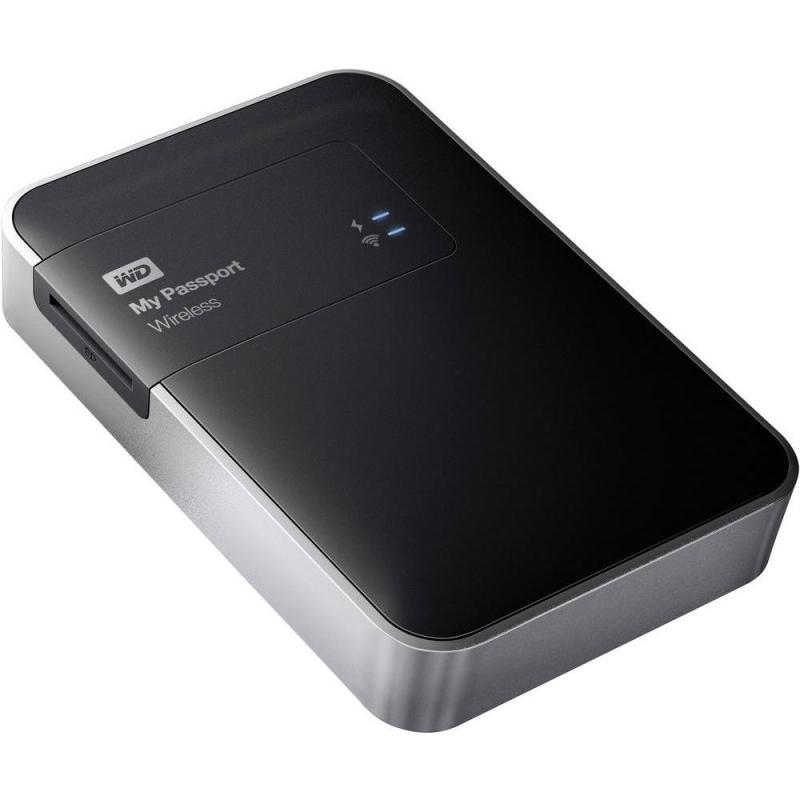 Western Digital My Passport Wireless 2TB