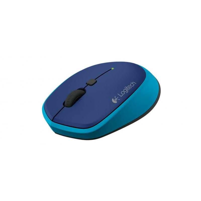Logitech Wireless Mouse M335 modrá