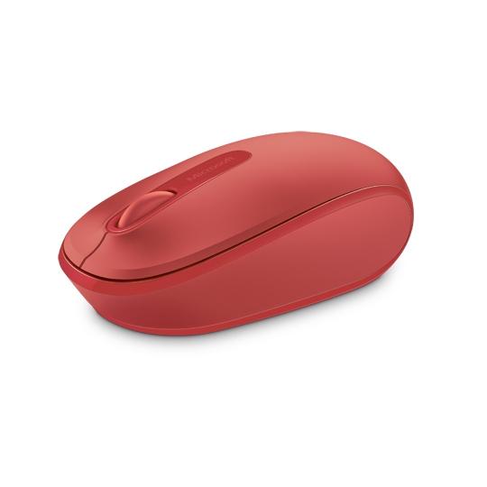 Microsoft Wireless Mobile Mouse 1850 červená