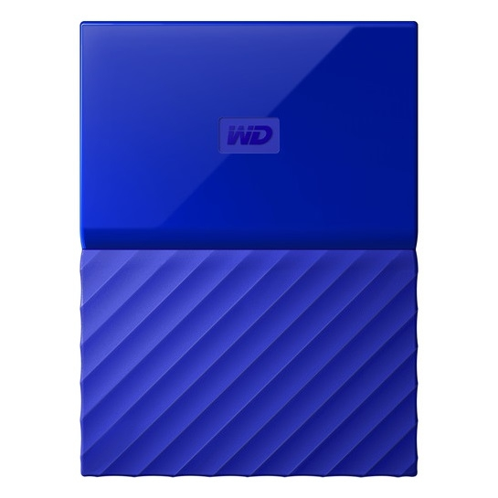 Western Digital My Passport 1TB modrá
