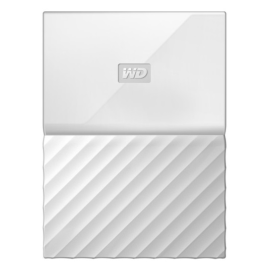 Western Digital My Passport 2TB bílá