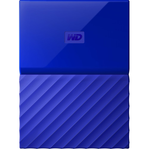 Western Digital My Passport 4TB fialová
