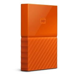 Western Digital My Passport 4TB oranžová