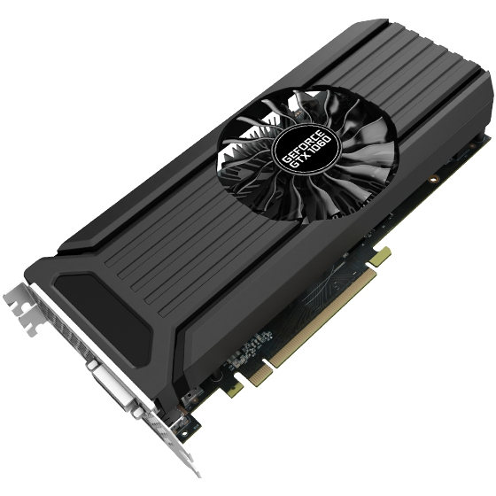 Palit GeForce GTX 1060 StormX