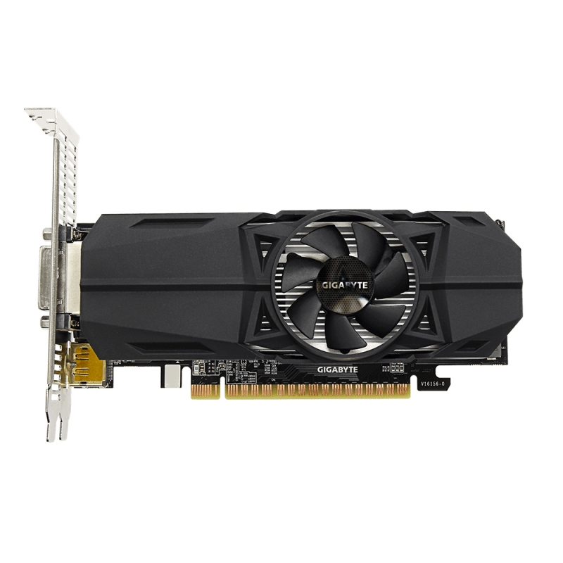 GigaByte GeForce GTX 1050 Ti OC LP