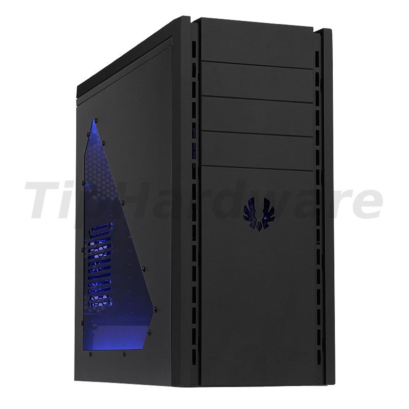 BitFenix Shinobi Core Window černá