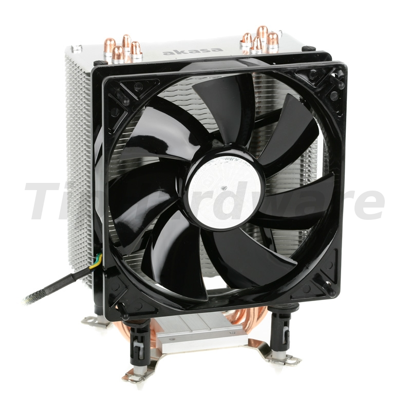 Akasa Nero 3 CPU Cooler AK-CC4007EP01 - 120mm
