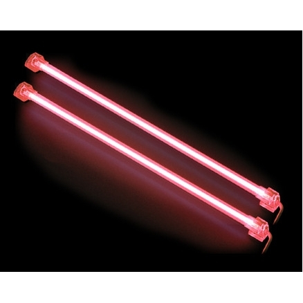 Revoltec Cold Cathode V2 Twin-Set 30cm - red