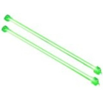Revoltec Cold Cathode V2 Twin-Set 30cm - green
