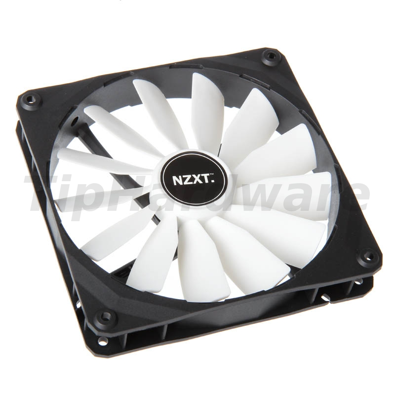 NZXT FZ-140 Airflow Fan Series - 140mm