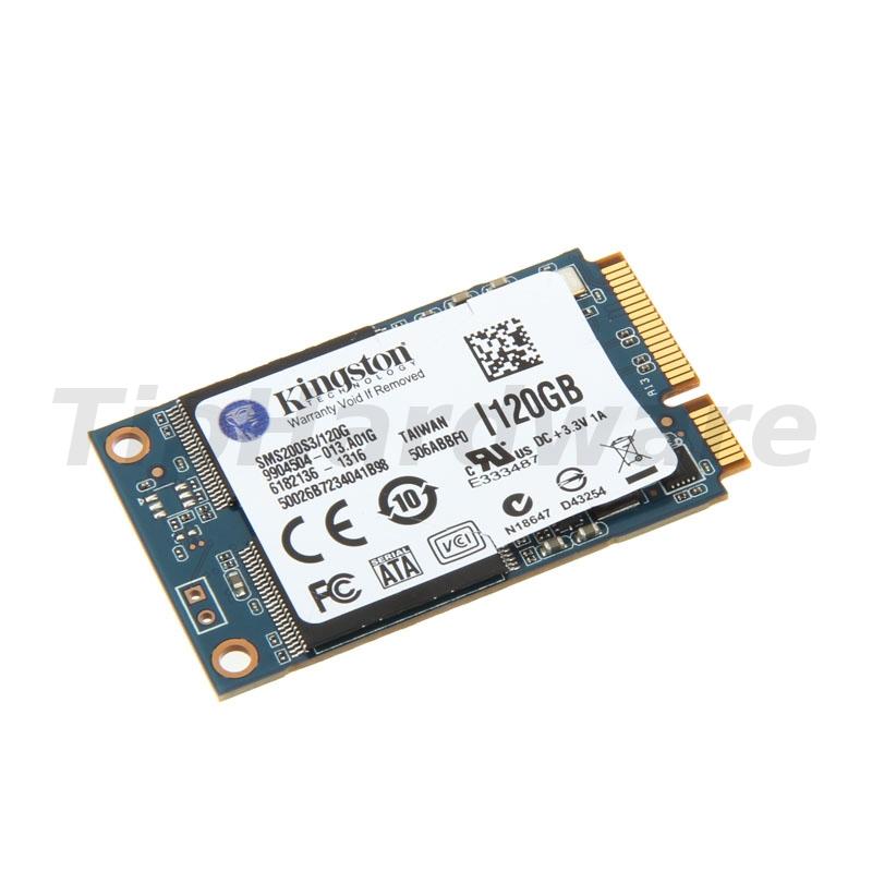 Kingston SSDNow mS200 Series mSATA SSD - 120 GB