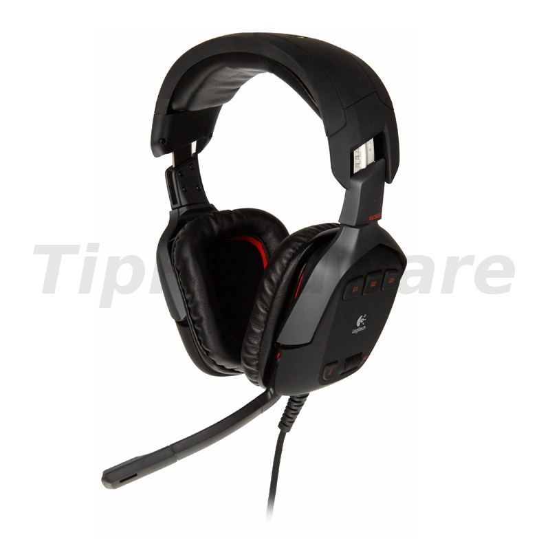 Logitech G35 refresh Gaming Headset