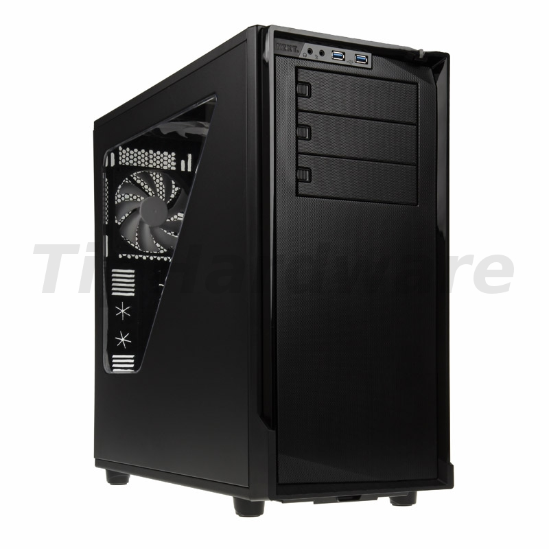 NZXT SOURCE 530 Midi-Tower - black
