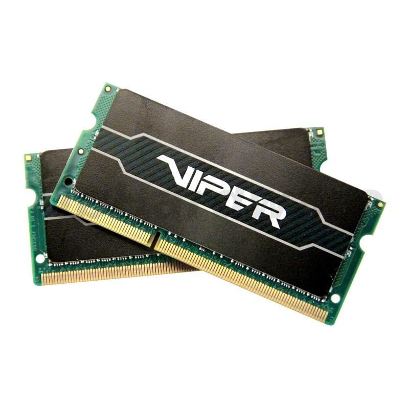 Patriot Viper3 SO-DIMM, DDR3-1600, CL9, 16 GB Kit