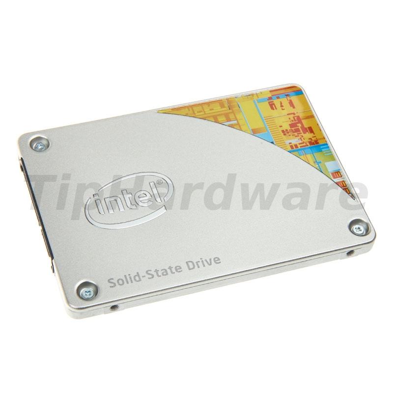 """Intel 530 Series 2,5 """" SSD, SATA 6G - 480GB"""