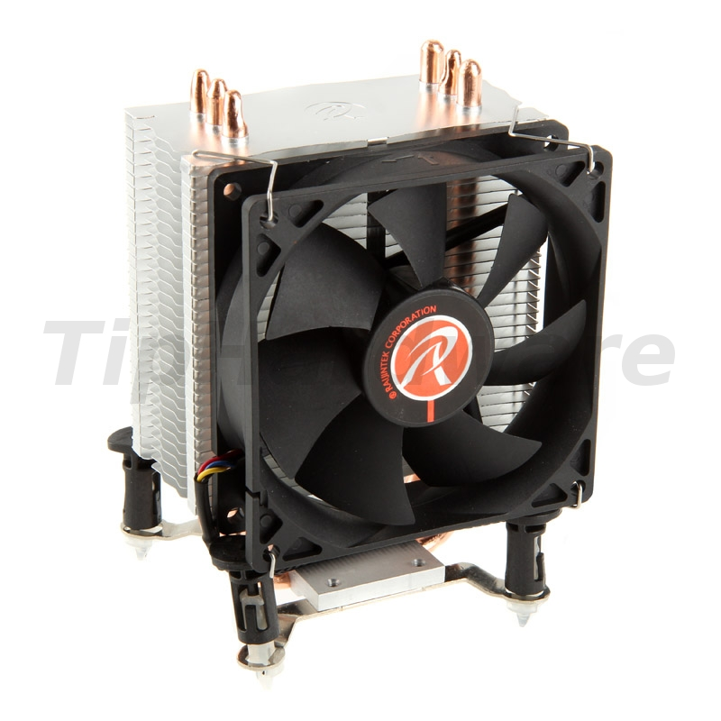 RAIJINTEK Rhea Heatpipe CPU-Cooler, PWM - 92mm