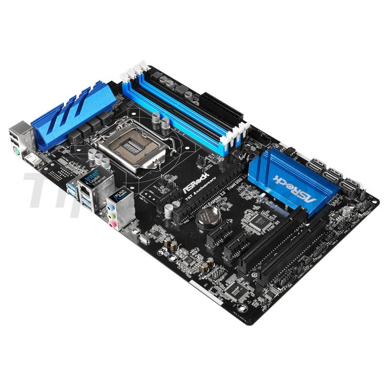 ASRock Z97 Anniversary, Intel Z97 Mainboard - Socket 1150