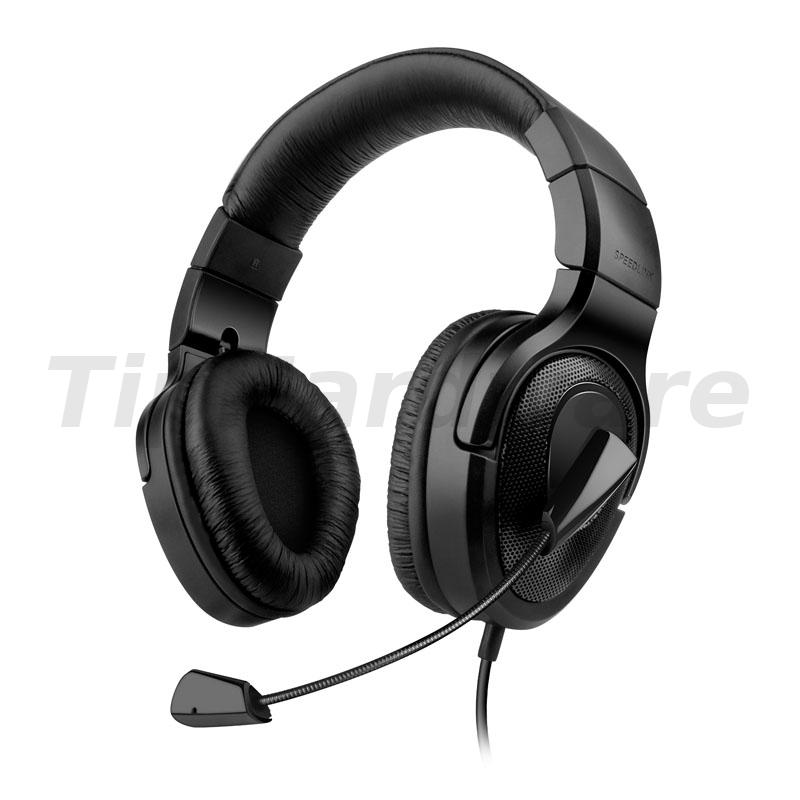 SPEEDLINK Medusa XE Stereo Headset pro PS4 - black