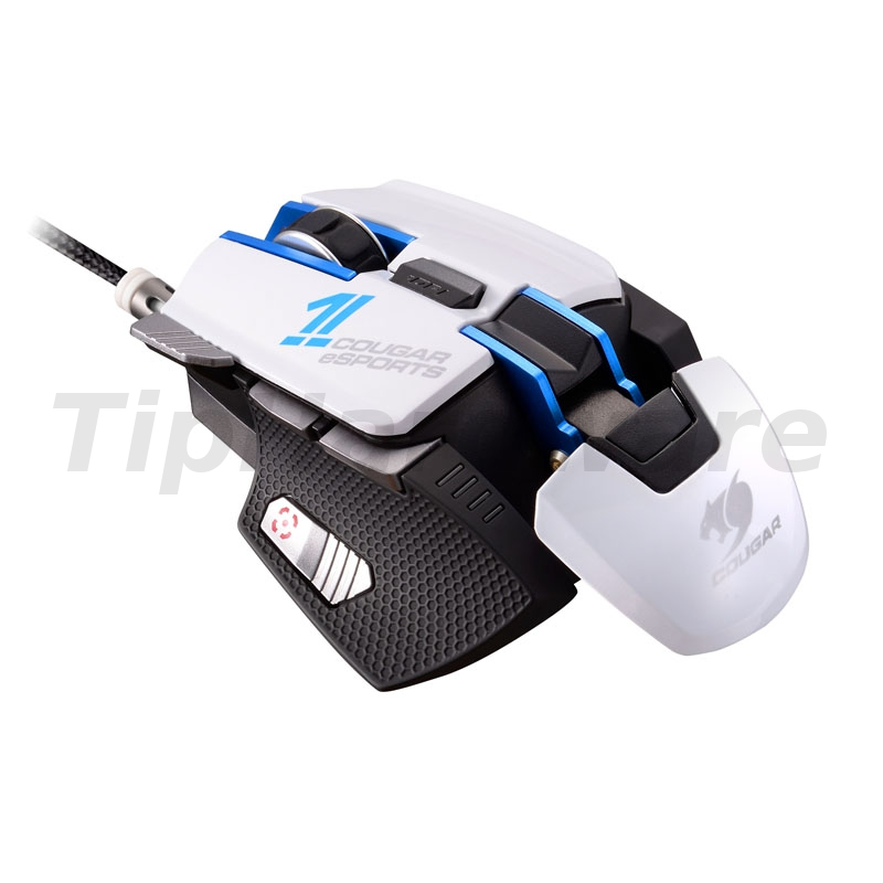 Cougar 700M Laser Gaming Mouse eSports Edition - blue/white