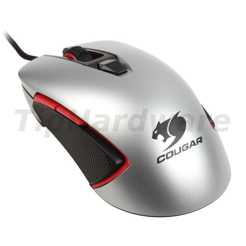 Cougar 400M optical Gaming Mouse - silver