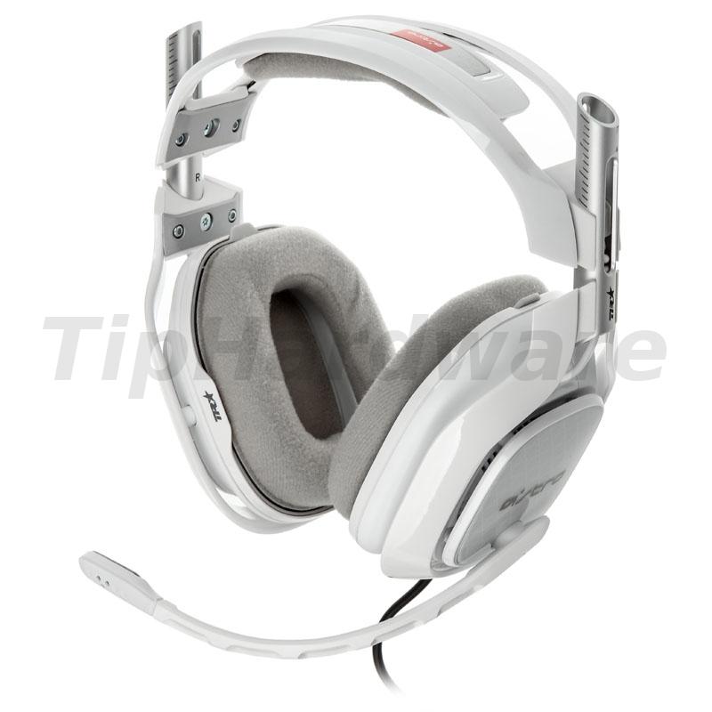Astro Gaming A40 TR PC Headset Kit - white