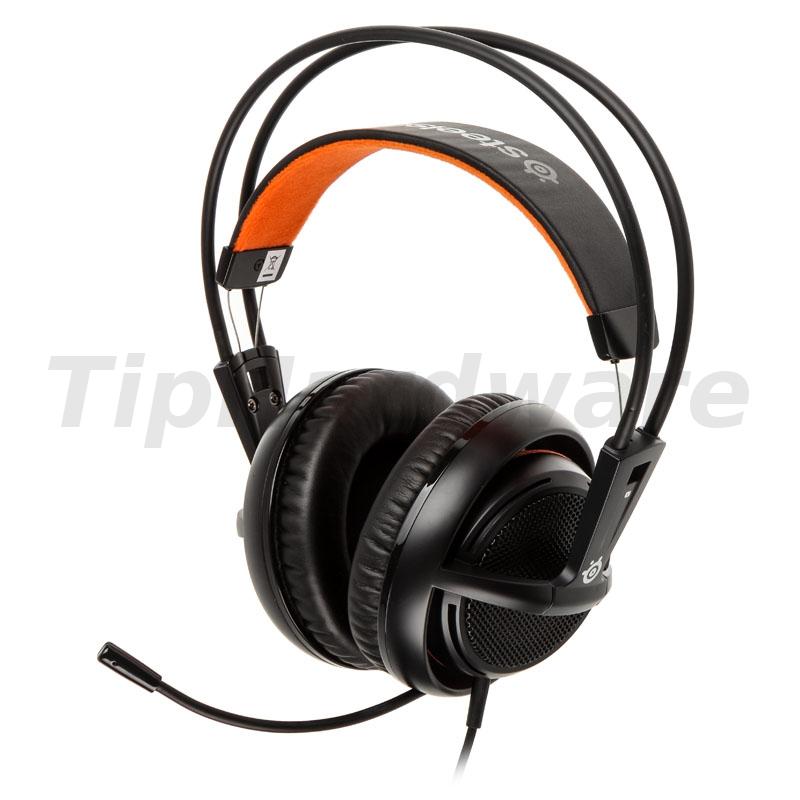 SteelSeries Siberia 200 Headset - black