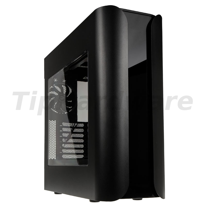 BitFenix Pandora ATX Core Midi-Tower - black Window