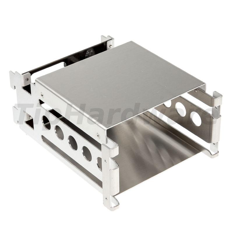 Lian Li EX-H24X 2x SATA Hot-Swap Modul - silver