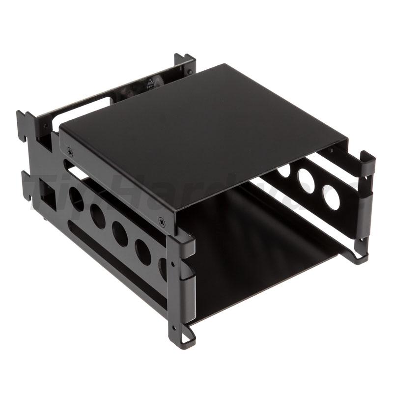 Lian Li EX-H24X 2x SATA Hot-Swap Modul - black