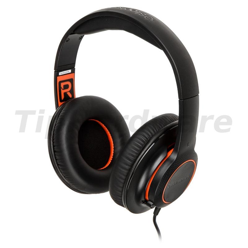 SteelSeries Siberia 100 Gaming Headset - black