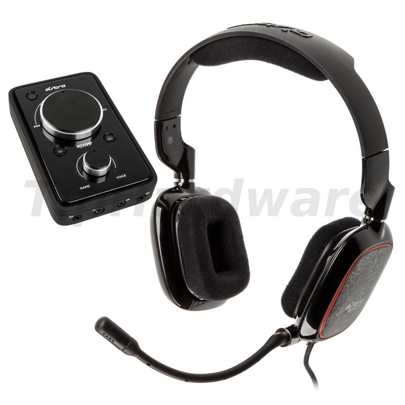 Astro Gaming A30 Audio System - black