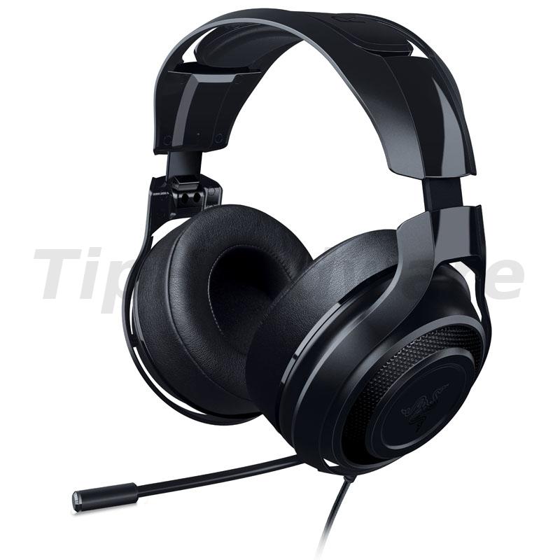 Razer ManOWar 7.1 Headset - black