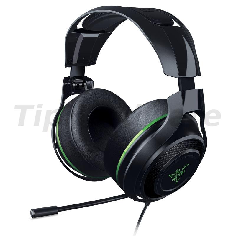 Razer ManOWar 7.1 Headset - green